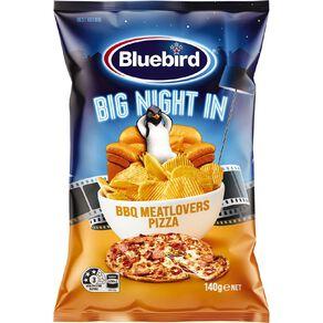 Bluebird Originals Meatlovers 140g