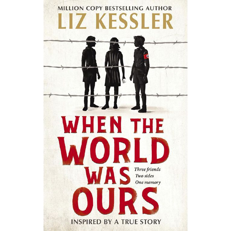 When The World Was Ours by Liz Kessler, , hi-res
