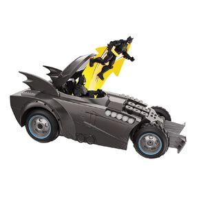 Batman DC RC Launch & Defend Batmobile