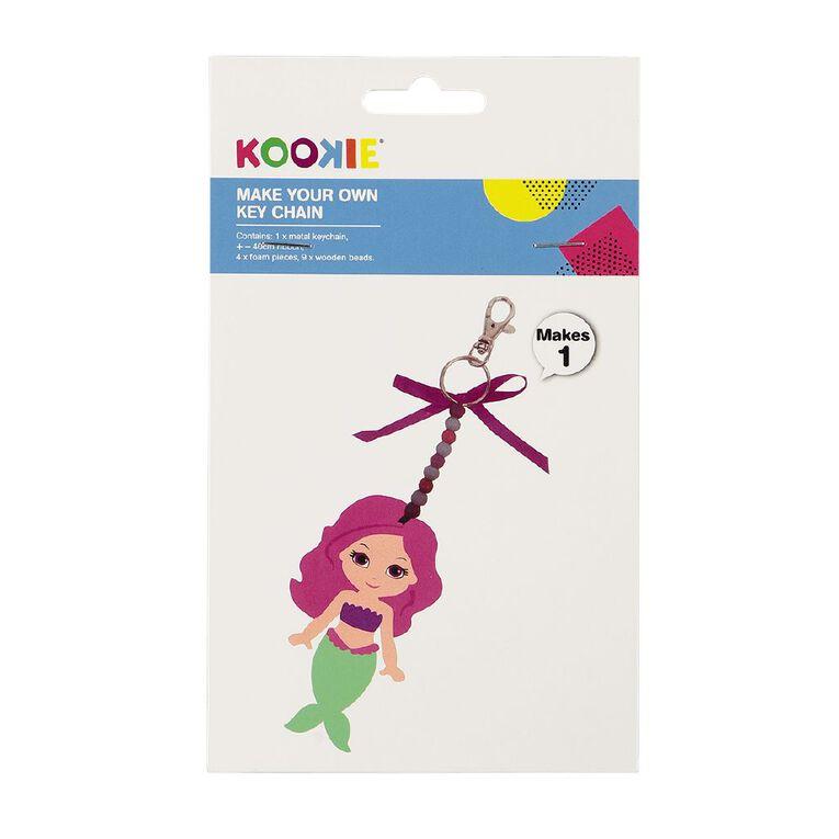Kookie Make Your Own Keychain, , hi-res