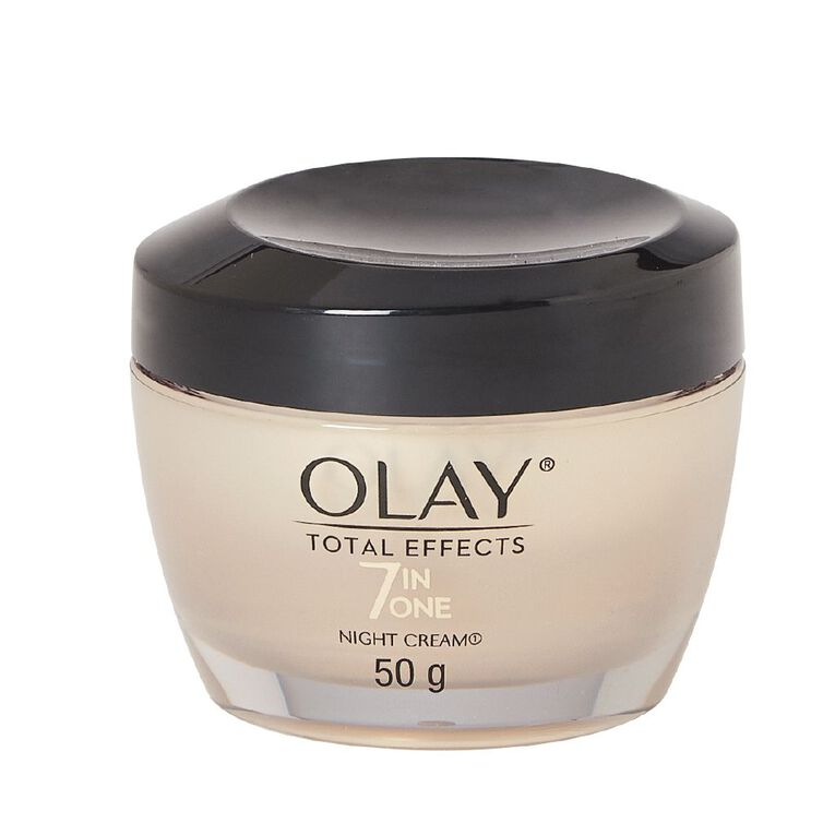 Olay Total Effects Night Cream 50g, , hi-res