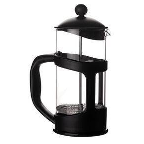 Living & Co Essentials Plastic Plunger Black 1L
