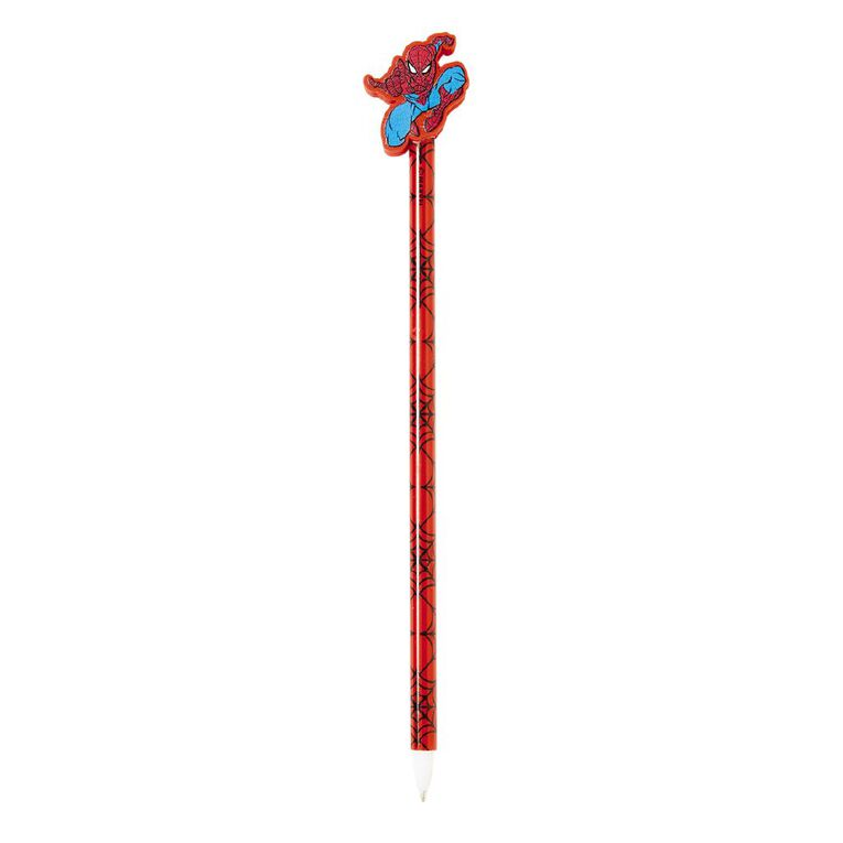 Spider-Man Novelty Pen Red, , hi-res