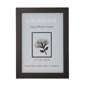 Living & Co Value Photo Frame