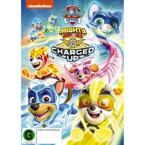 Paw Patrol: Mighty Pups: Charged Up DVD 1Disc