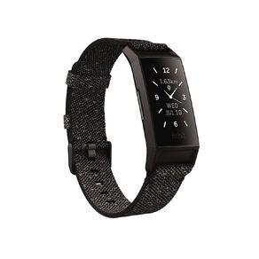 Fitbit Charge 4 SE Granite Ref Woven/Black
