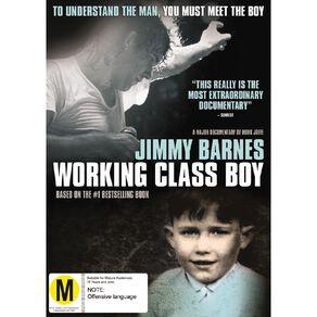 Working Class Boy DVD 1Disc