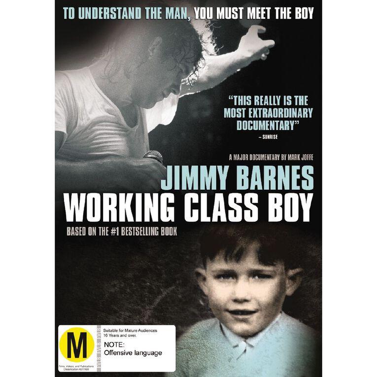 Working Class Boy DVD 1Disc, , hi-res