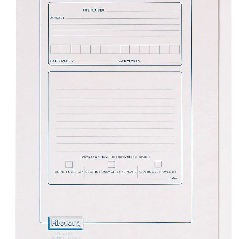 Filecorp Lateral File 2002 Left-Hand Pocket, , hi-res image number null