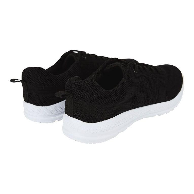 Active Intent Knit Panel Active Shoes, Black, hi-res