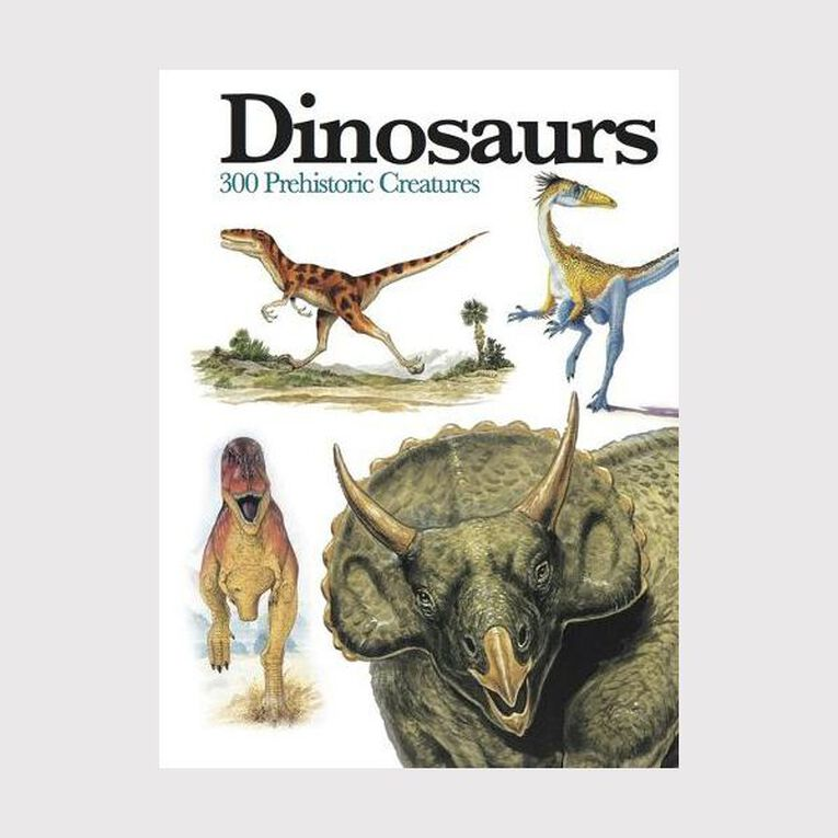 Pocket Book: Dinosaurs by Dr. Paul D. Taylor, , hi-res