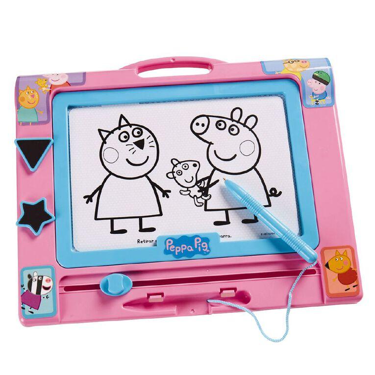 Peppa Pig Magnetic Scribbler, , hi-res