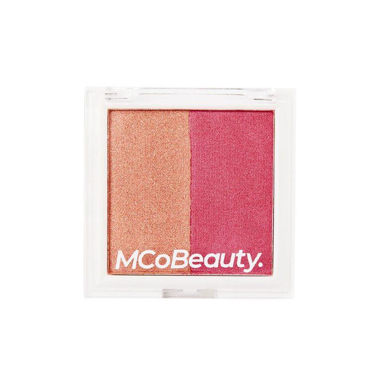 MCoBeauty Duo Blush Berry Glow, , hi-res