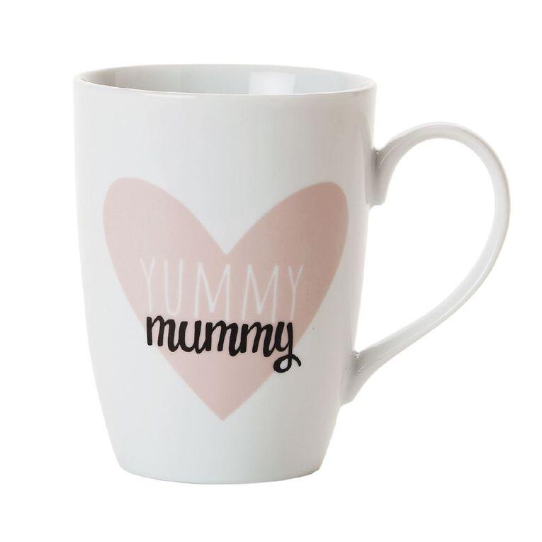 Living & Co Mug Yummy Mummy, , hi-res