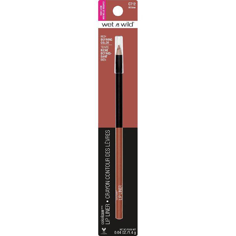 Wet n Wild Color Icon Lipliner Pencil Willow, , hi-res