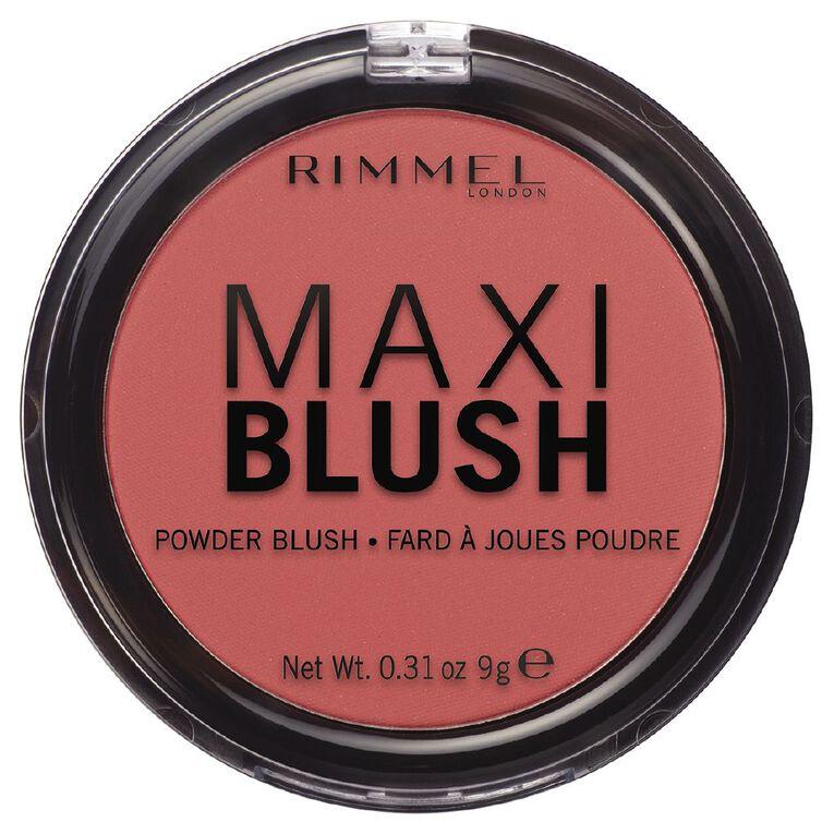 Rimmel Maxi Blush Shade 003, , hi-res