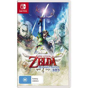 Nintendo Switch The Legend of Zelda Skyward Sword HD