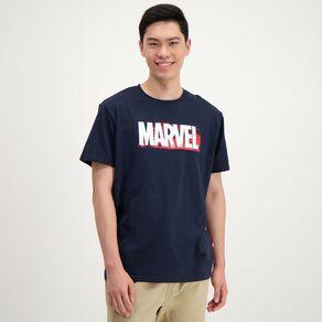 Marvel Disney Men's Short Sleeve Tee