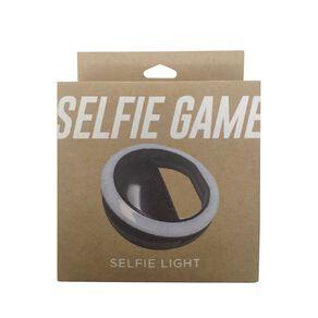 Selfie Ring Light Black
