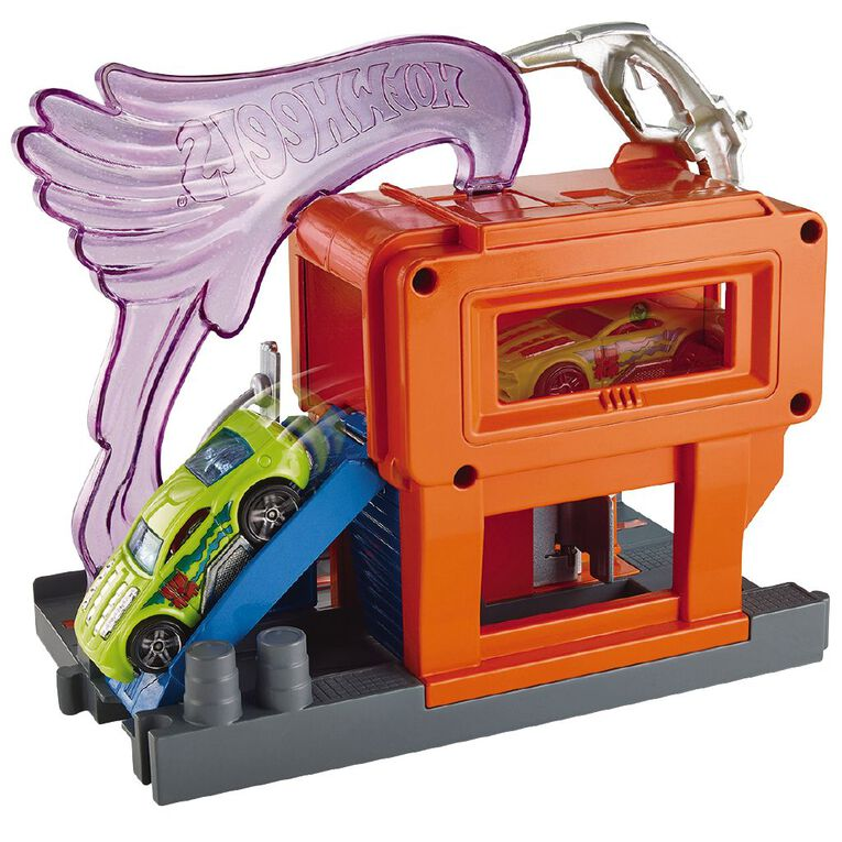 Hot Wheels City Downtown Playset Assorted, , hi-res