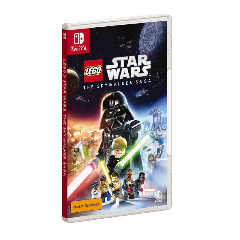 Nintendo Switch Lego Star Wars The Skywalker Saga, , hi-res