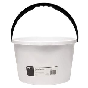 Living & Co Bucket Round Assorted 14L