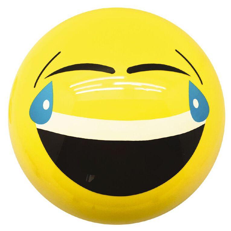 Active Intent Emoji Ball 23cm Assorted, , hi-res