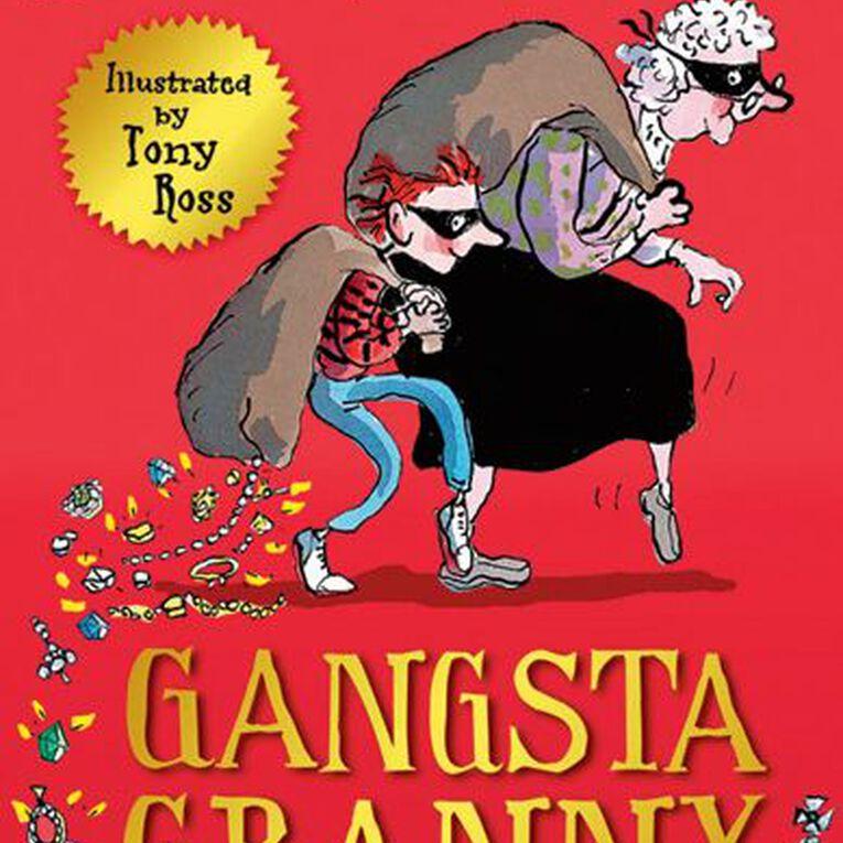Gangsta Granny by David Walliams, , hi-res
