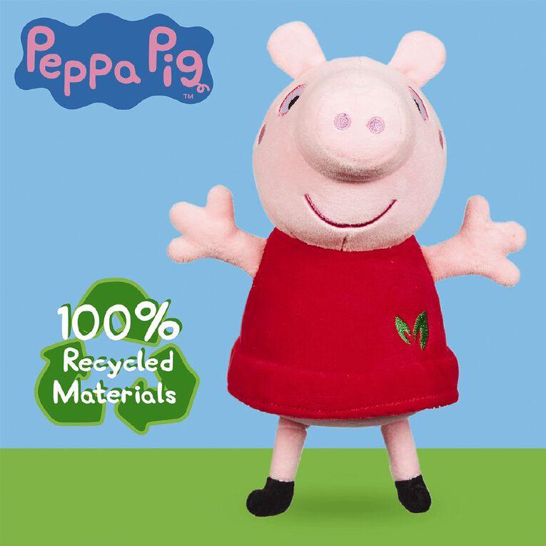 Peppa Pig Plush Eco Red Peppa, , hi-res