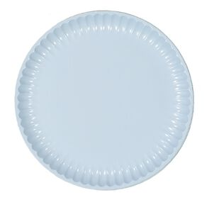 Party Inc Paper Dinner Plates 23cm Pastel Blue 20 Pack