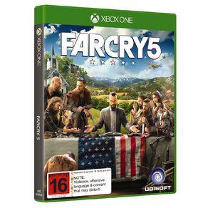 XboxOne Far Cry 5
