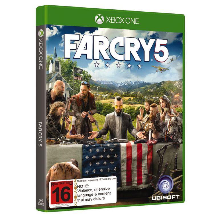 XboxOne Far Cry 5, , hi-res