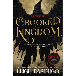 Six of Crows #2 Crooked Kingdom by Leigh Bardugo
