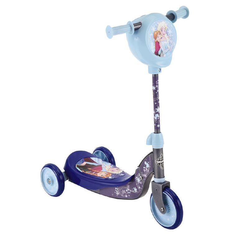 Frozen 3 Wheel Scooter, , hi-res