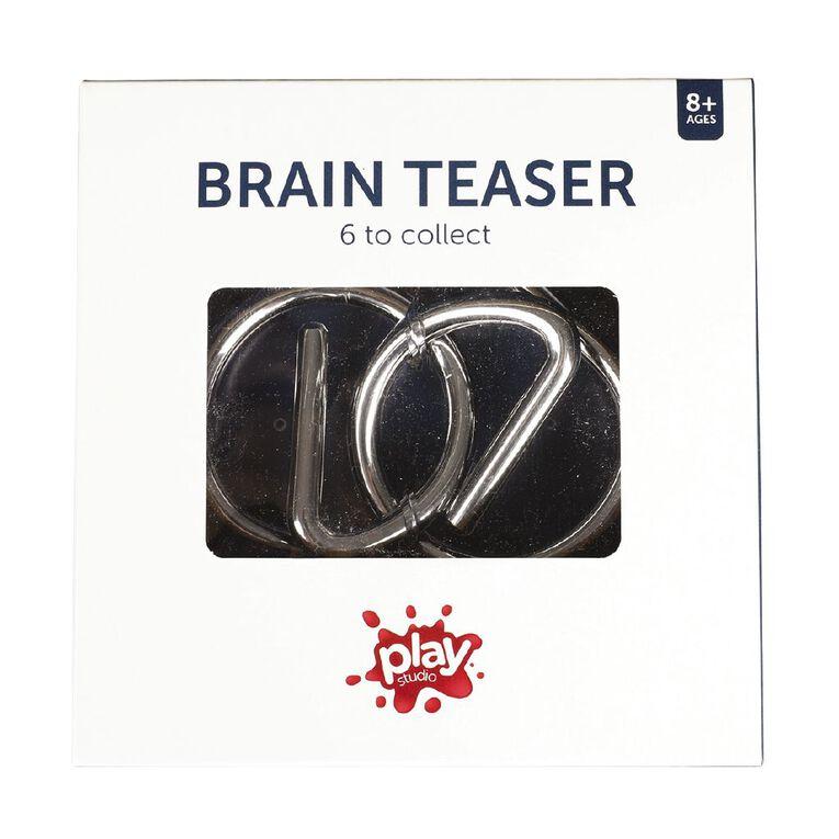 Play Studio Puzzle Brain Teaser Assorted, , hi-res