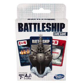 Classic Card Games Battleship
