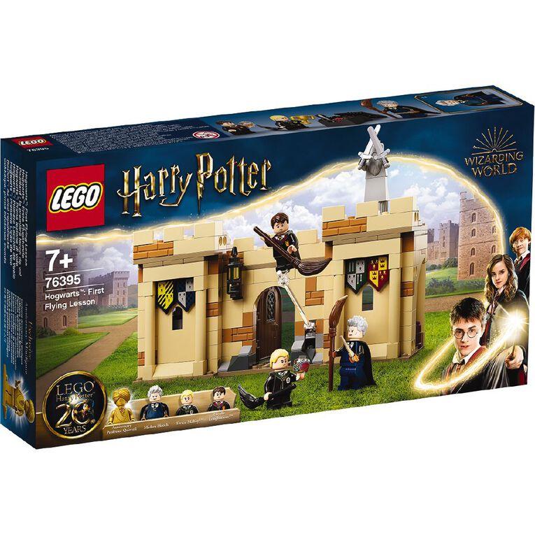 LEGO Harry Potter Hogwarts First Flying Lesson 76395, , hi-res
