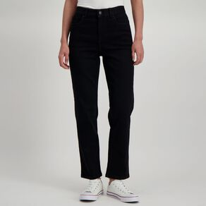 H&H Women's Classic Straight Jeans