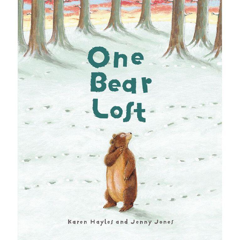 One Bear Lost, , hi-res
