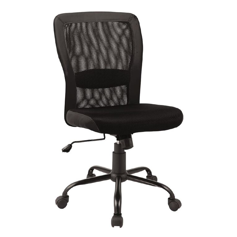 Living & Co Neo Chair Black, , hi-res