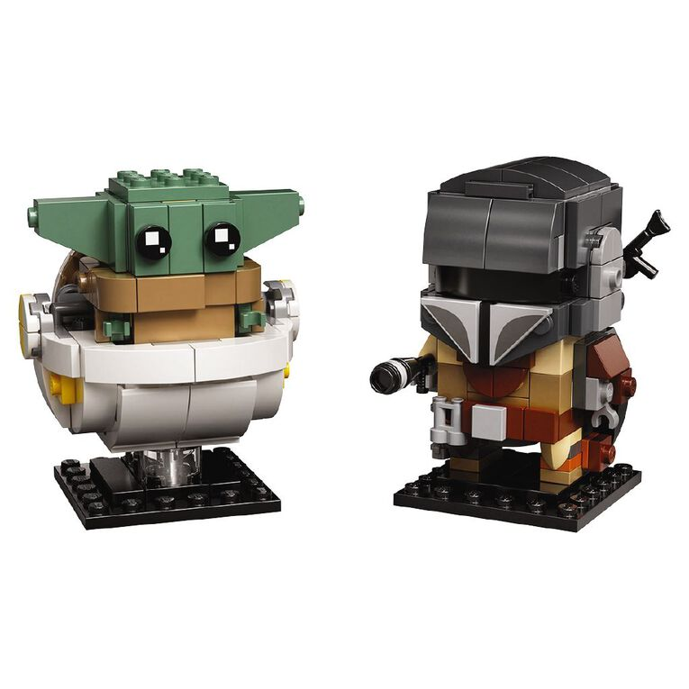 LEGO Star Wars The Mandalorian & the Child 75317, , hi-res