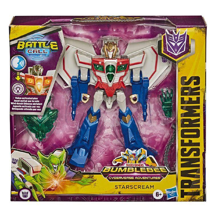 Transformers Cyberverse Battle Call Trooper Class Assorted, , hi-res