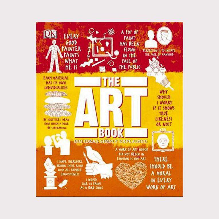 The Art Book: Big Ideas Simply Explained, , hi-res