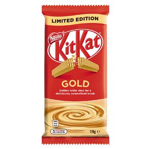 KitKat Gold Block 170g