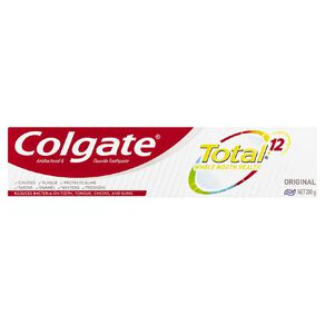 Colgate Total Toothpaste 200g