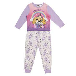Paw Patrol Girls' Knit Pyjamas