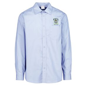 Schooltex Murupara Area Long Sleeve Shirt with Embroidery