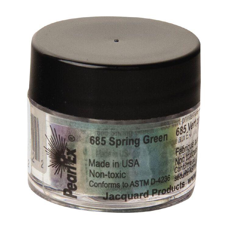Jacquard Pearl Ex 3g Spring Green, , hi-res