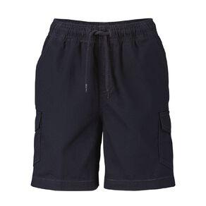 Young Original Plain Cargo Shorts
