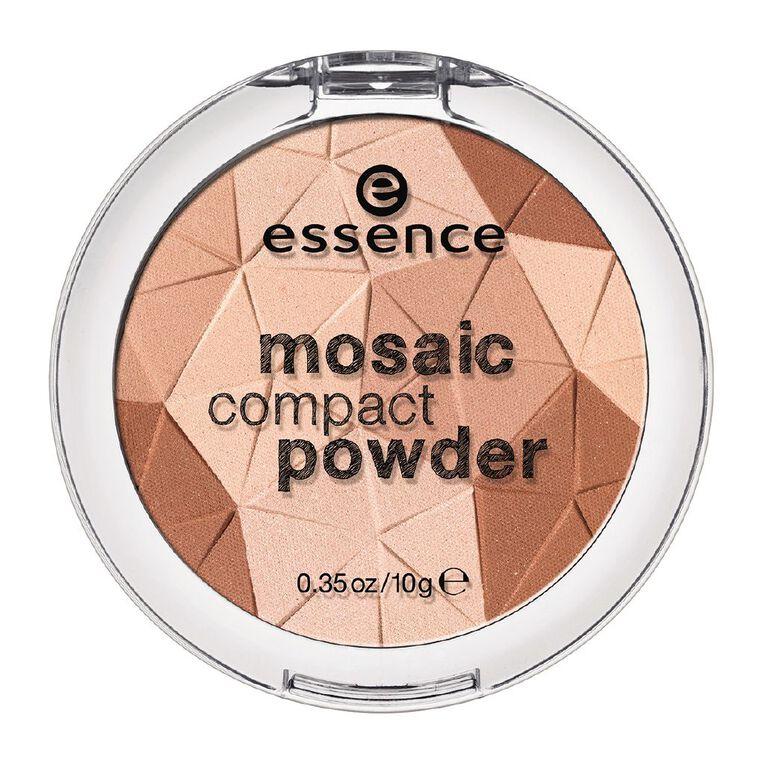 Essence Mosaic Compact Powder 01, , hi-res